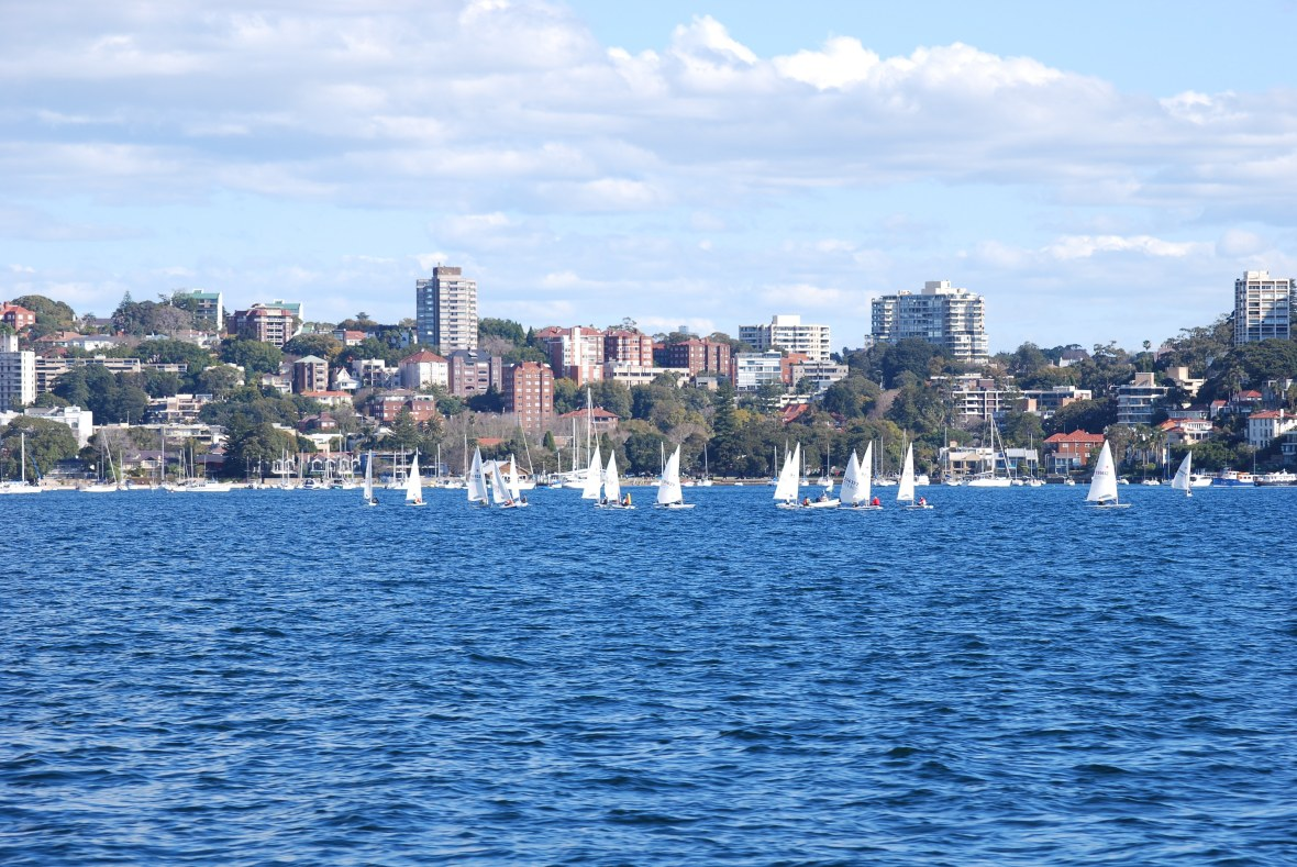 Sidney-harbour