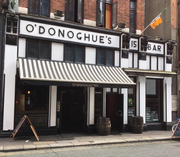 O'Donoghue's - The Dubliners' beginnings