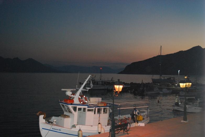 aegina-harbour