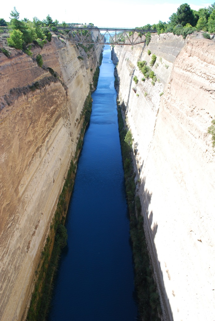 Corynthus-canal