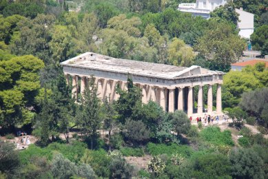 hephaistos-temple