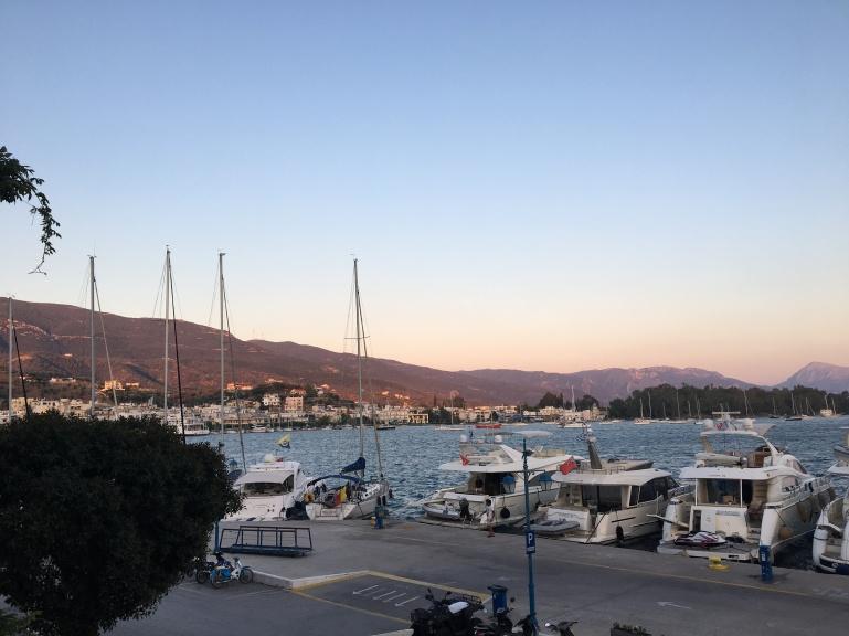 poros-sunrise-harbour