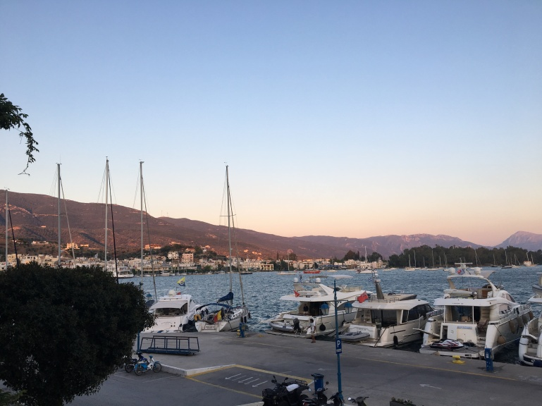 poros-sunrise-harbour