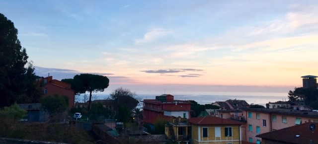 monterosso-arrival